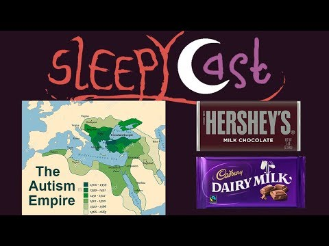 American Chocolate & History Questions with Cory - SleepyCast