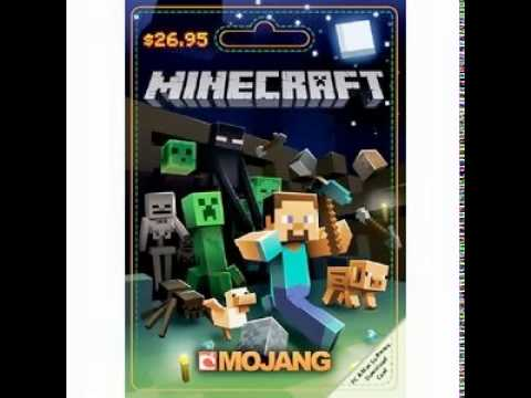minecraft gift card free minecraft gift card giveaway youtube 1159