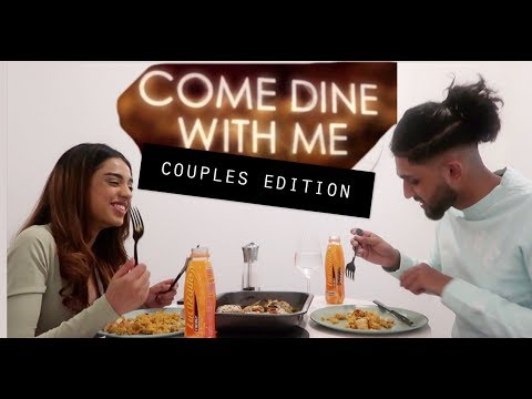 COOKING FOR MY HUSBAND * COME DINE WITH ME EDITION *