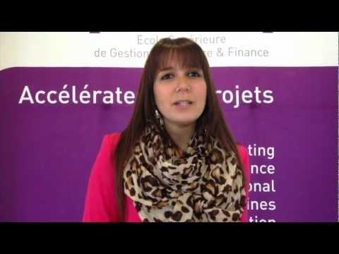 Louisa Bensahraoui - ESGC&F Toulouse