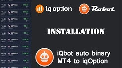 iq option autotrader robot binary options iQbot ( installation )