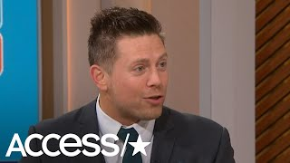 WWE Star The Miz Looks Back On His Time On 'The Real World: Back To New York' | Access