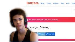 Buzzfeed Beat Me...