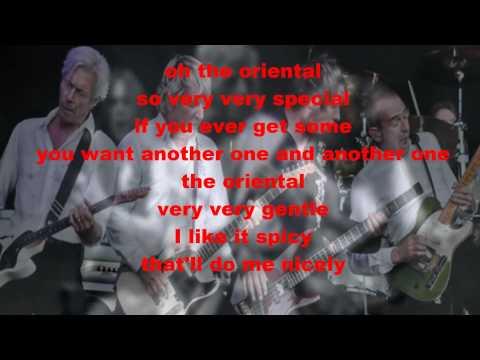 Status Quo - The Oriental w/ Lyrics