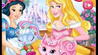 Palace Pets Playdate (Принцессы Диснея: животные Авроры и Белоснежки)