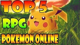 Top 5 Mejores juegos Pokemon Online RPG de pc gratis (NUEVO VÍDEO 2019)