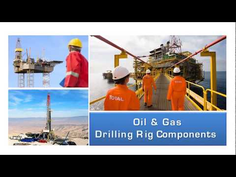 Oil & Gas Drilling Rig Components