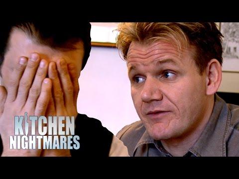 Chef Ramsay's Brutal Job Interview | Kitchen Nightmares