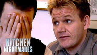 Chef Ramsay's Brutal Job Interview | Kitchen Nightmares