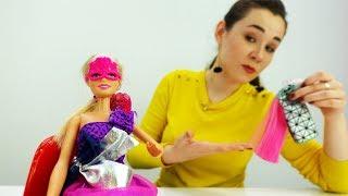 Куклы Барби - Выпускной бал. Видео для девочек