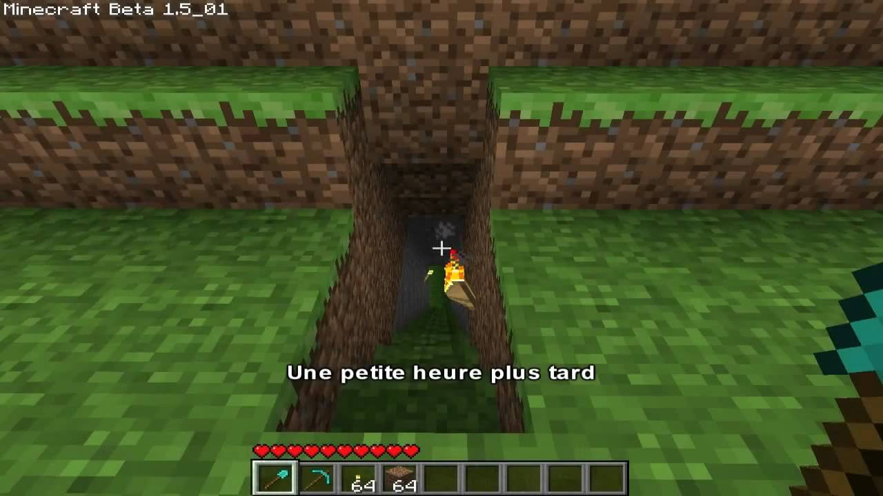 minecraft tutoriel faire pousser de l 39 herbe l o il n 39 y en a pas youtube. Black Bedroom Furniture Sets. Home Design Ideas