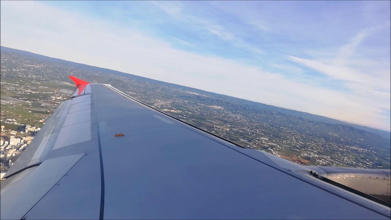 The Cheapest flight in the World 1€ | Flight report | Laudamotion A 320 | Faro - Vienna | OE 2365