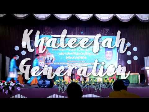 Khaleefah Generation   Finalis Nasyid KAMIL Peringkat Negeri Selangor 2017