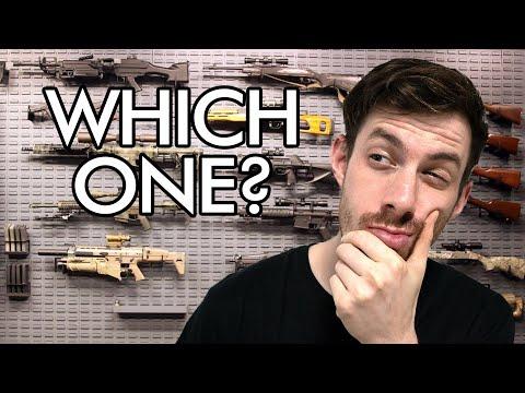 The Best Airsoft Beginner Gun?
