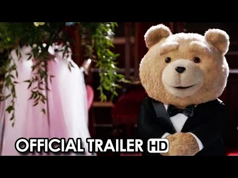 Ted 2 Official Trailer #1 (2015) - Seth McFarlane, Mark Wahlberg HD