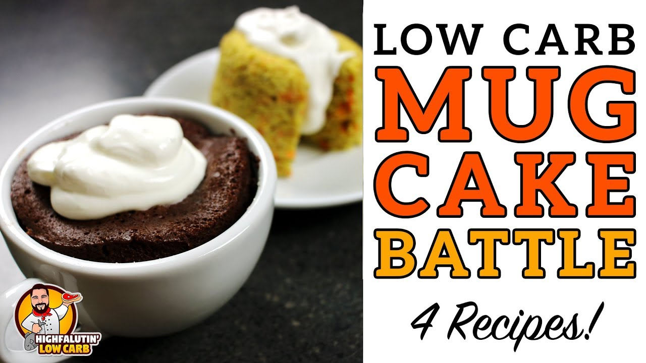 Best Keto Mug Cake Recipe