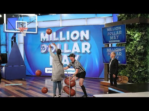 Fans Shoot and Score with Million Dollar May!