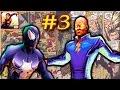 Прохождение Ultimate Spider-Man Total Mayhem HD уровень 3 [перевод] iOs