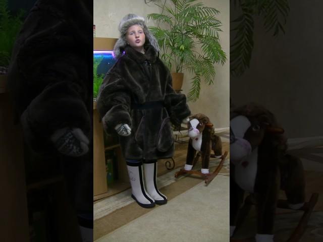 Изображение предпросмотра прочтения – ЛилияКолесникова читает отрывок изпроизведения «Крестьянские дети» Н.А.Некрасова