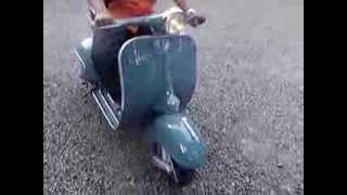 Vespa VBB Medium Blue