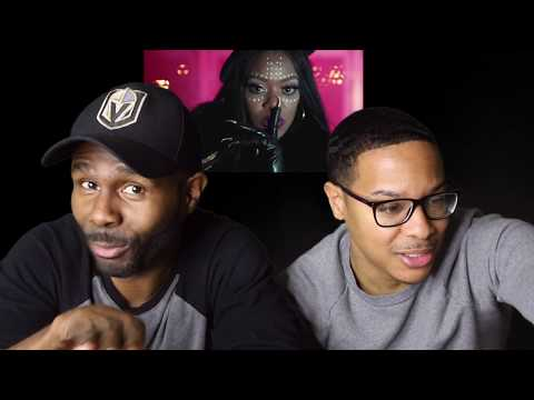 Lady Leshurr - Black Panther (REACTION!!!)