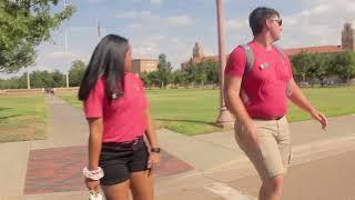 Texas Tech University Orientation 2018 Vlog