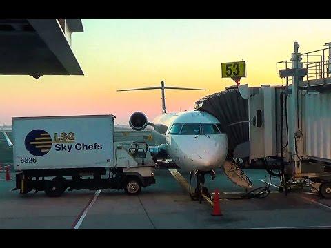 [TRIPREPORT] Delta Airlines Economy Class CRJ-900 JFK-CLT (DL4148)
