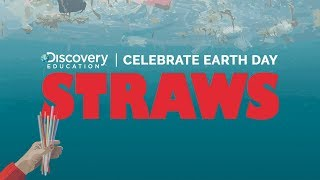 Celebrate Earth Day: Straws