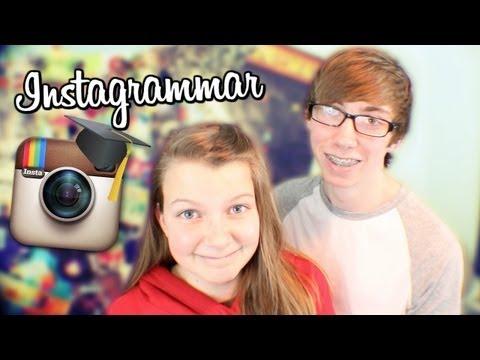 INSTAGRAMMAR (Instagram Dictionary)