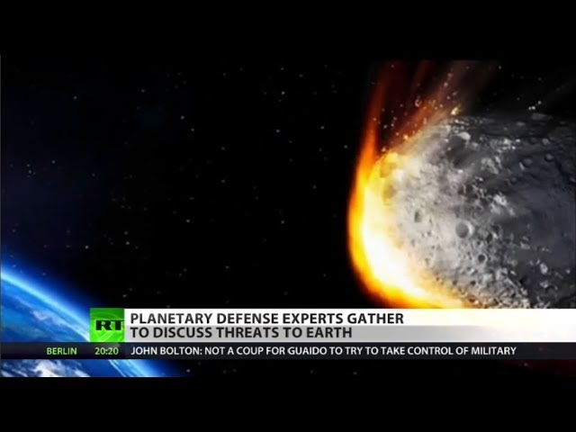 Asteroids may hit Earth, say scientists at NASA conference