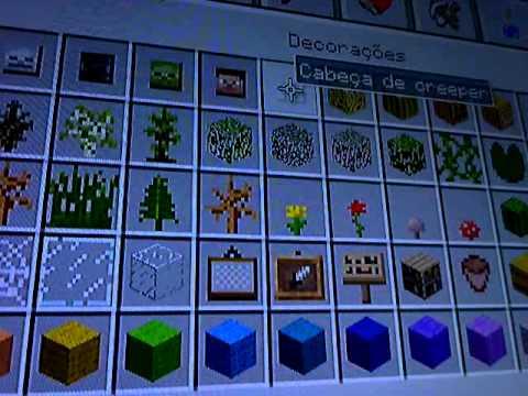 Tutorial de como fazer fogos de artifício no Minecraft xbox 360 edition