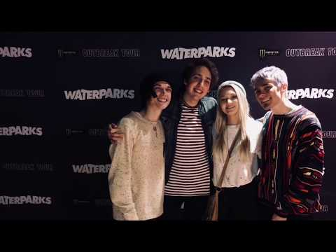 Waterparks Live ( 11/6/17 ) ( FT EASTER EGG AND POWERLESS ) Meet and Greet