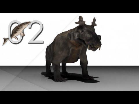 Turntable 02 - Estemmenosuchus