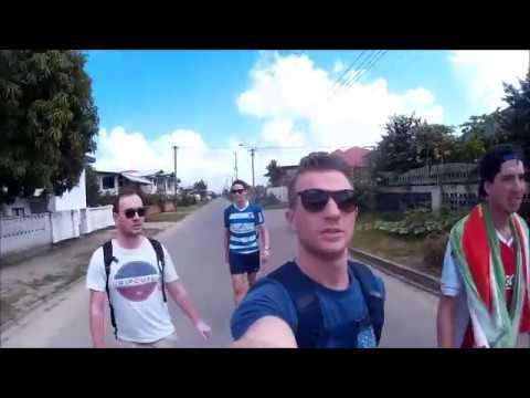 Suriname 2017 - Tijn, Rick, Mark & Luuk