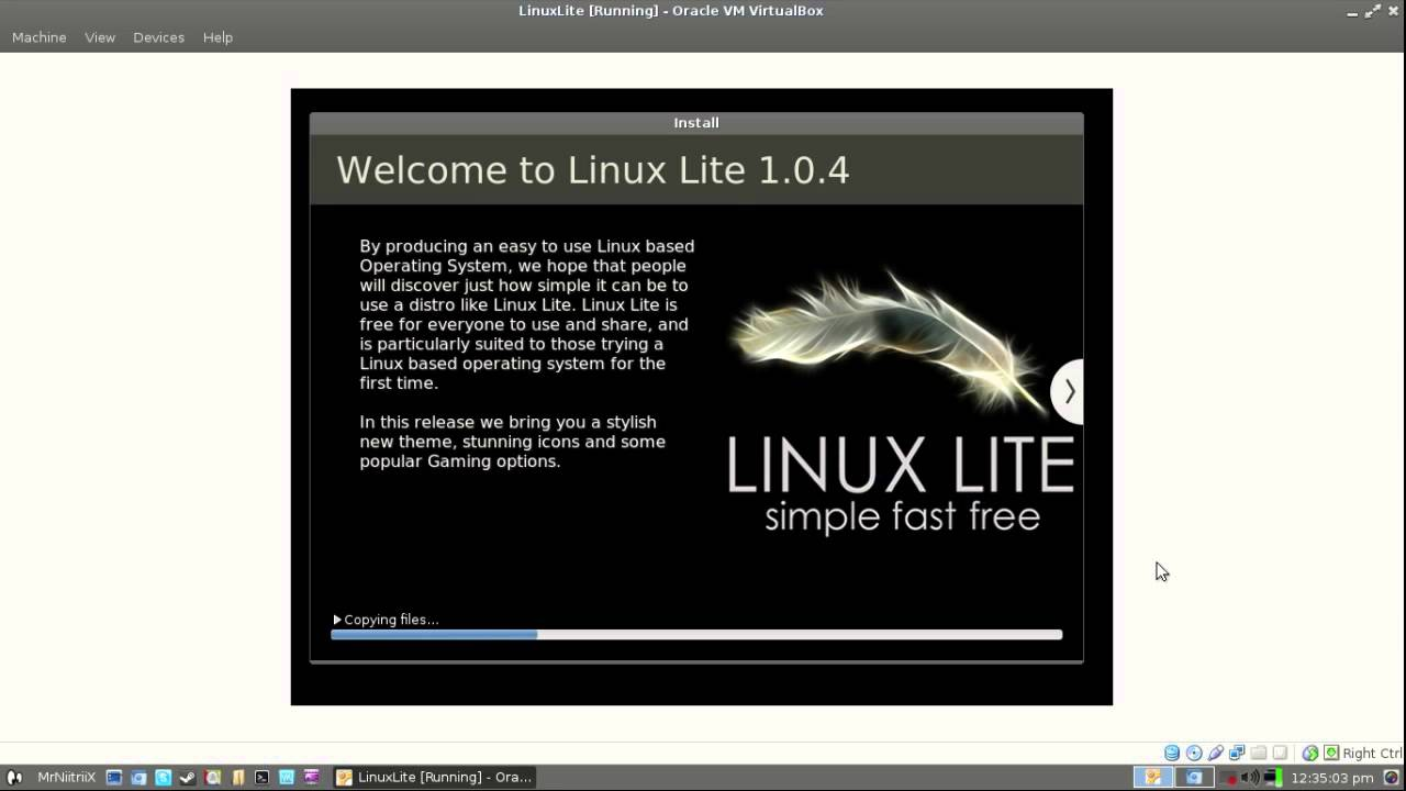 How to : Install Linux Lite with auto login fix