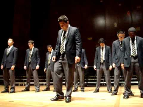 Bohemian Rhapsody - UC Men's Octet - 1/21/11