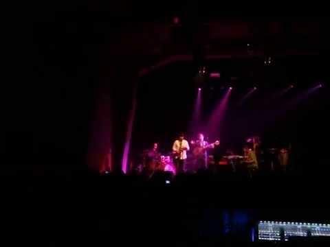 Quattro Formaggi - Live at Roxy in Prague - 26 Apr 2015 - Ben Nevis