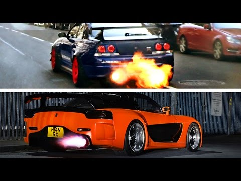 BEST-OF Tuner car sounds – 2015