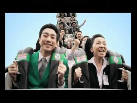 "Kasikorn Bank ""Roller Coaster"" Commercial"