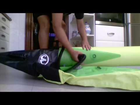 Kayak aquamarina k1