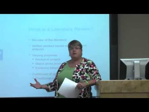 Emporia State University - University Libraries and Archives: Your Literature Review