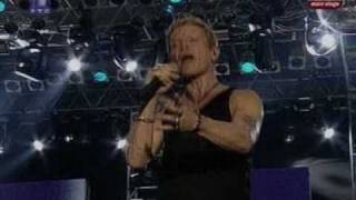 Billy Idol - White Wedding, live at Exit, 2006, Serbia, Novi Sad