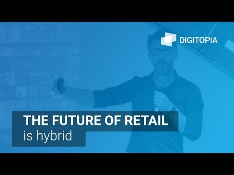 The future of retail is hybrid - Jo Caudron, Founding Partne