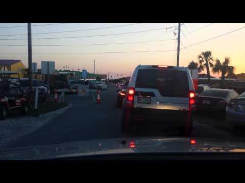 Driving around in Gulf Shores, AL