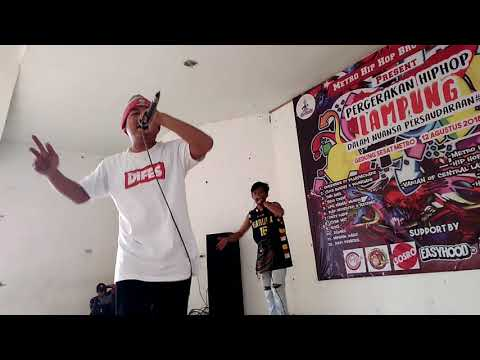 Hiphop Lampung Movement