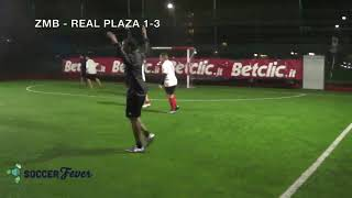 COPPA CARNEVALE C5 - FINALE - Zmb vs Real Plaza