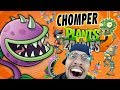 Chase & The Chomper! Lets Play PVZ 2: (Big Wave Beach WORLD Party!) NEW PLANTS + ZOMBIES!