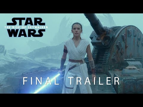 "None - The Final ""Rise Of Skywalker"" Movie Trailer Is Here!"