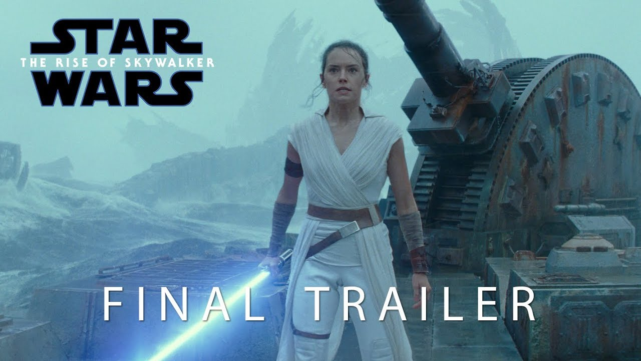 Star Wars The Rise Of Skywalker Final Trailer Youtube