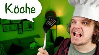 10 Arten von Köchen